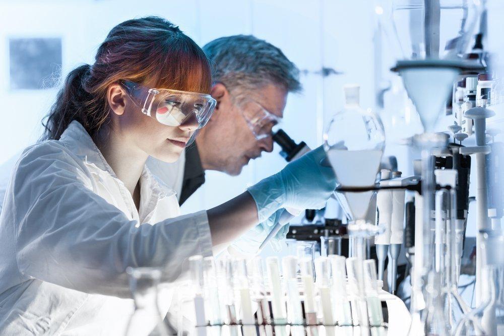 Želatina laboratorijoje