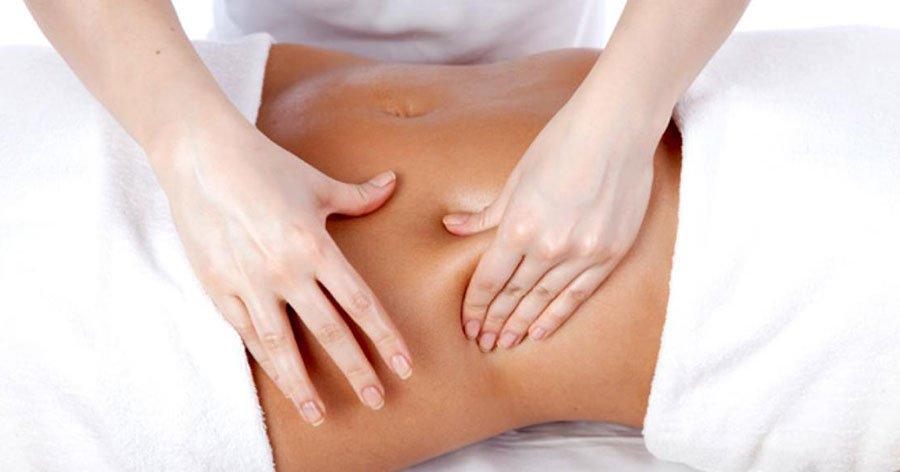 Chi Nei Tsang - gydymas masažu