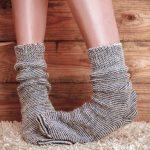 šaltų pėdų sindromas