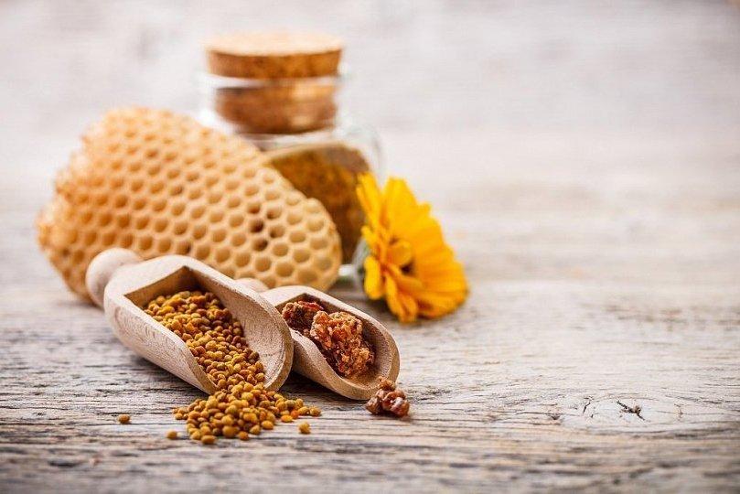 Bičių duonelė