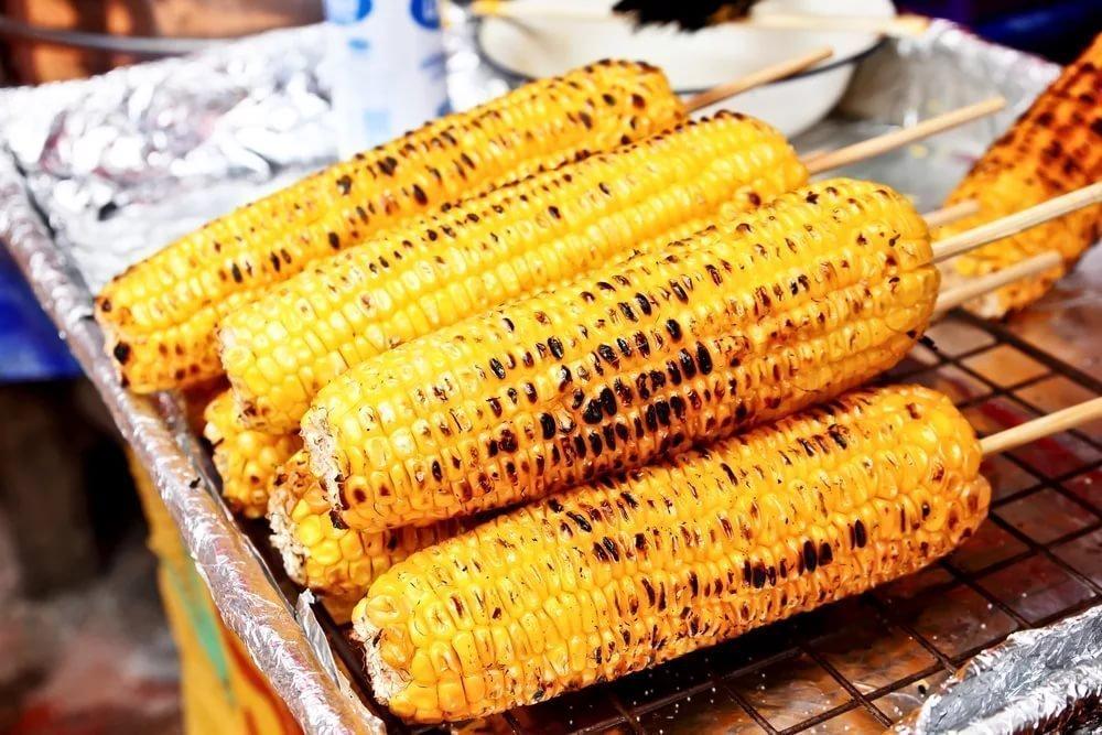Ar galima naudoti virti kukurūzus svorio netekimui