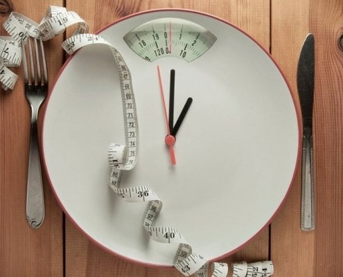 Blogi mitybos įpročiai